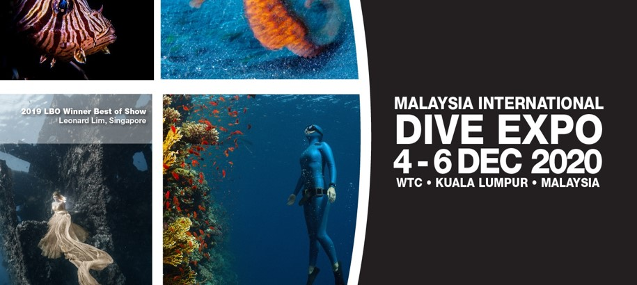 Malaysia International Dive Expo (MIDE)  2020 [THE HOTTEST AND COOLEST DIVE EXPO!]