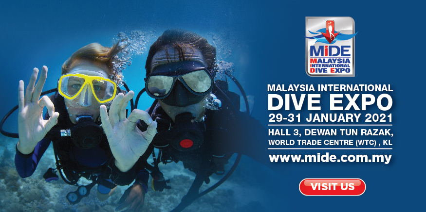 Malaysia International Dive Expo (MIDE)  2021 [THE HOTTEST AND COOLEST DIVE EXPO!]